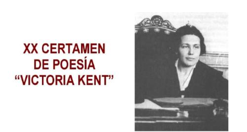 Certamen Poesía Victoria Kent